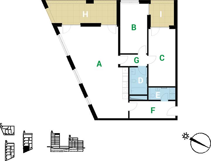 Жилой комплекс «Плаза» ID 1287