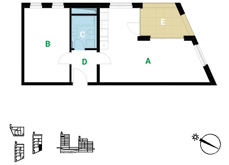 Жилой комплекс «Плаза» ID 1283