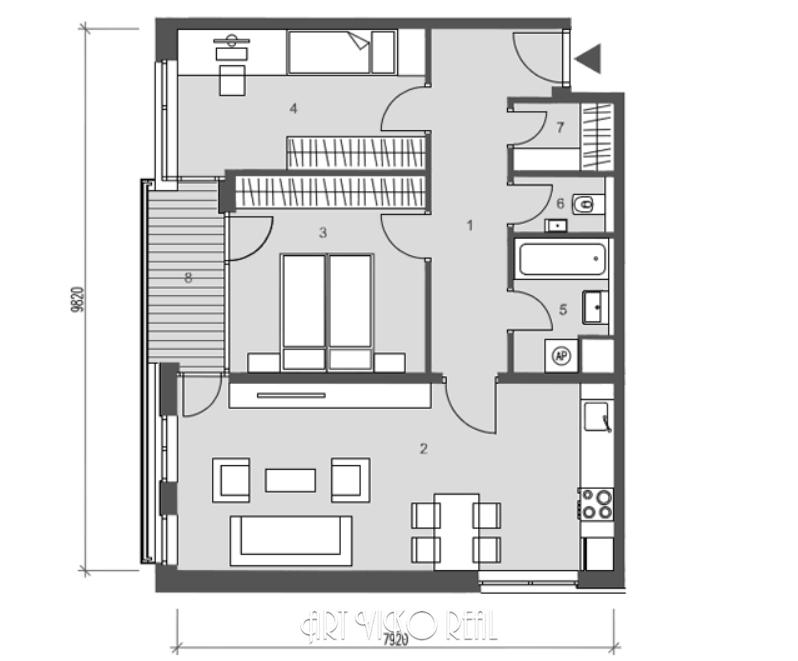 Резиденция «Аргентинская» ID 3152