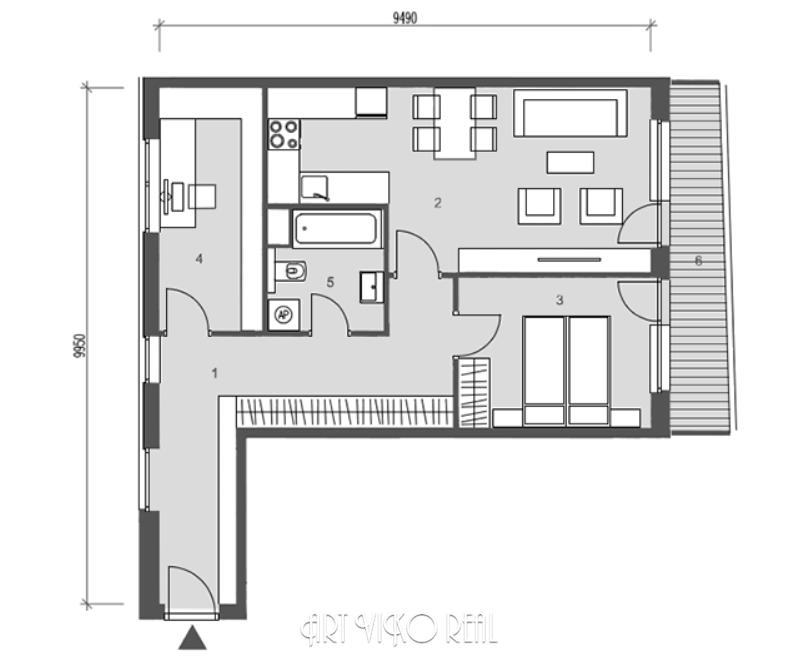 Резиденция «Аргентинская» ID 3136