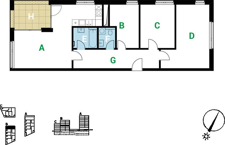 Жилой комплекс «Плаза» ID 1289