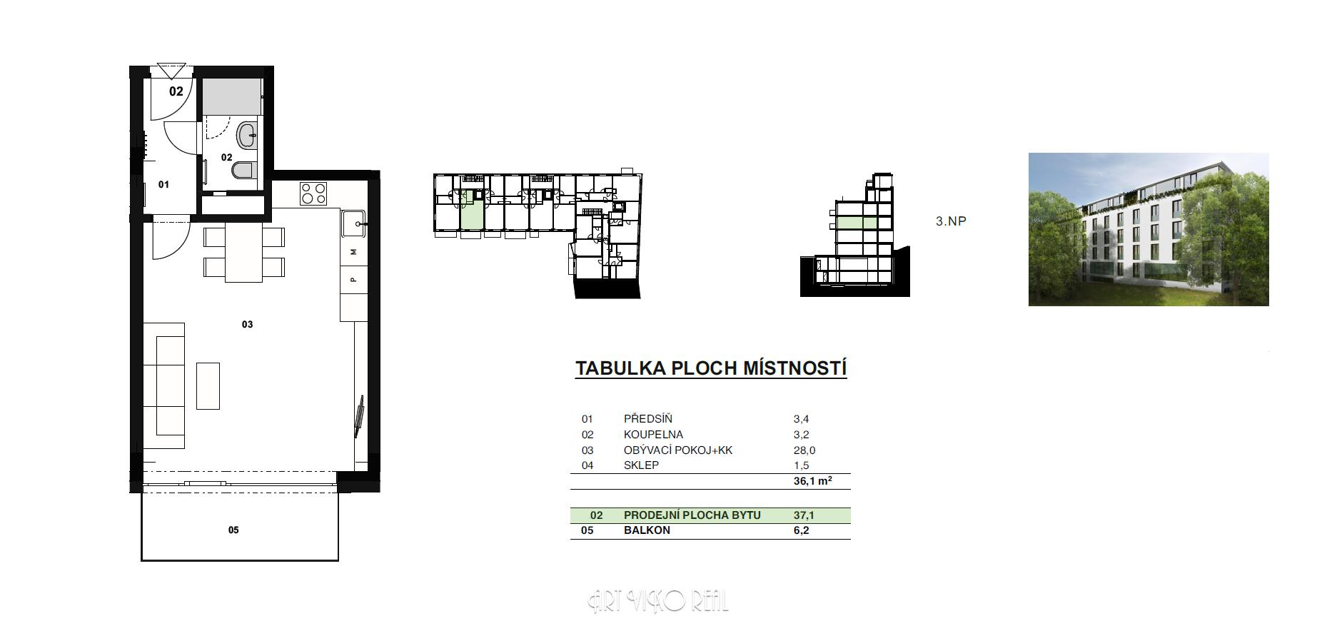 Жилой дом «Приматорска» ID 2635