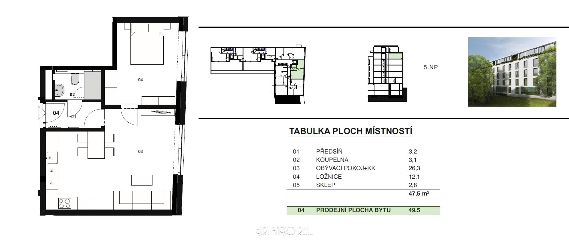 Жилой дом «Приматорска» ID 2646