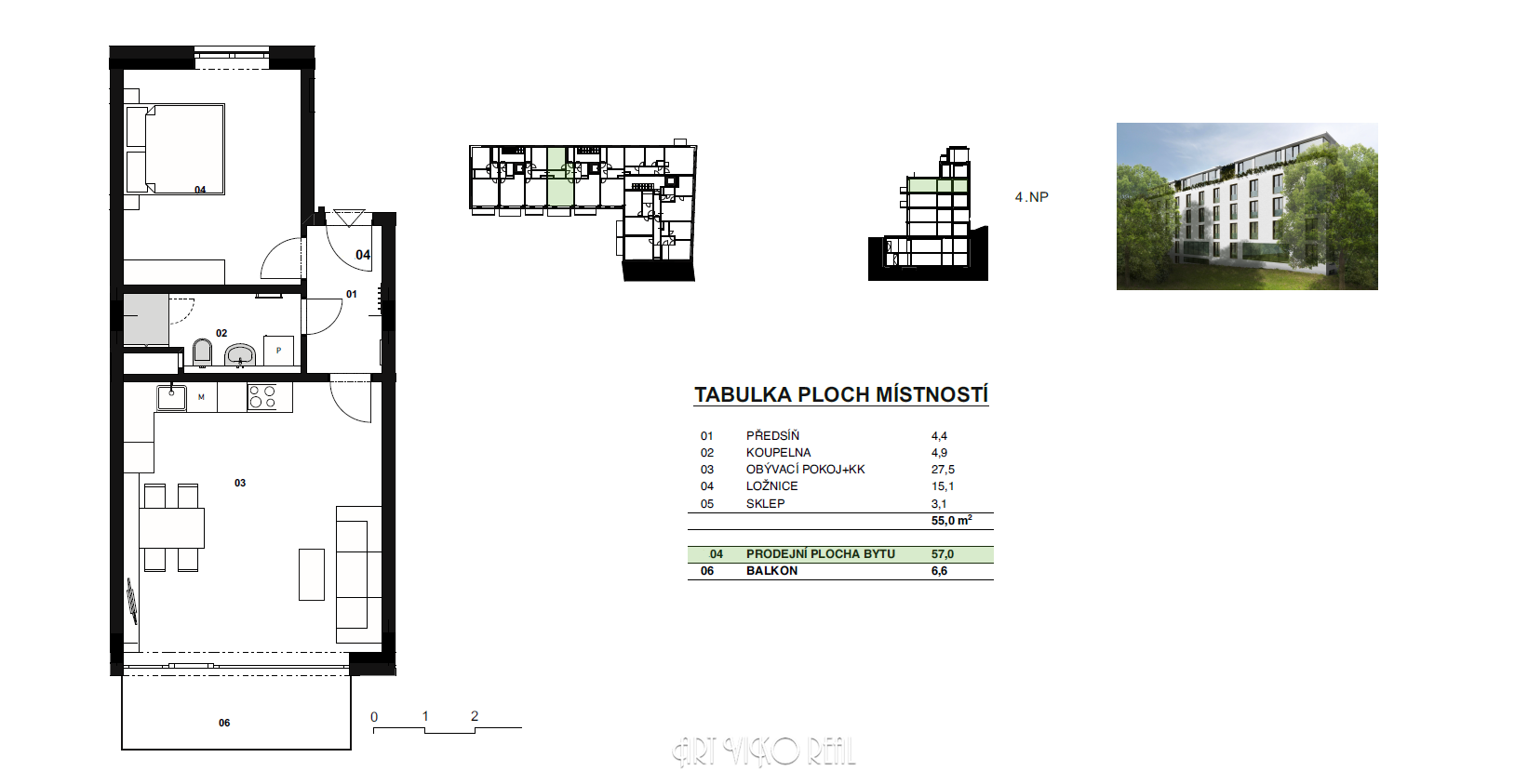 Жилой дом «Приматорска» ID 2641