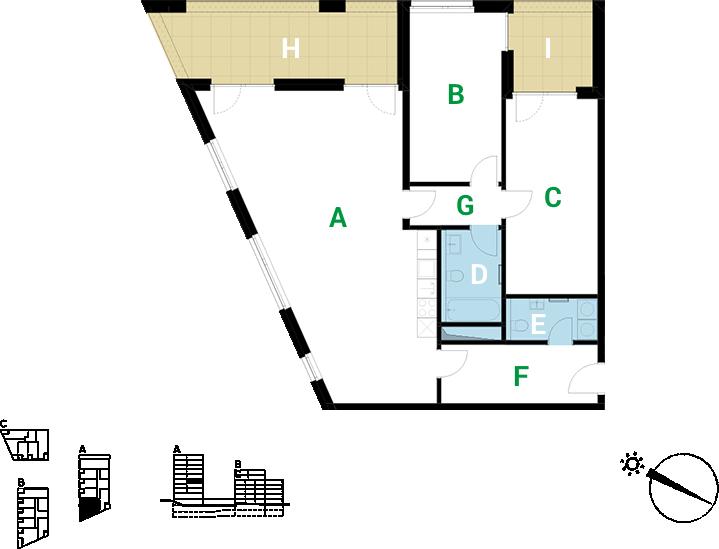 Жилой комплекс «Плаза» ID 1264
