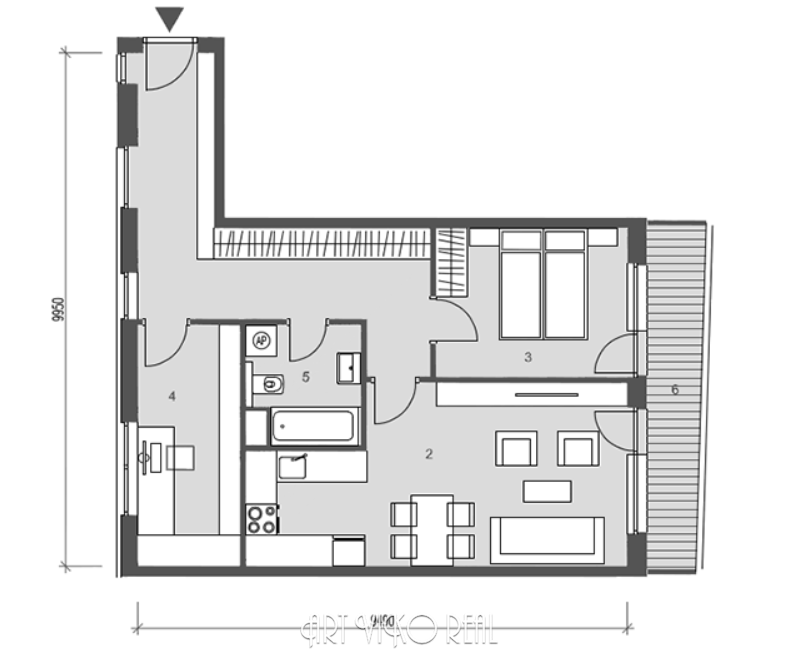 Резиденция «Аргентинская» ID 3142