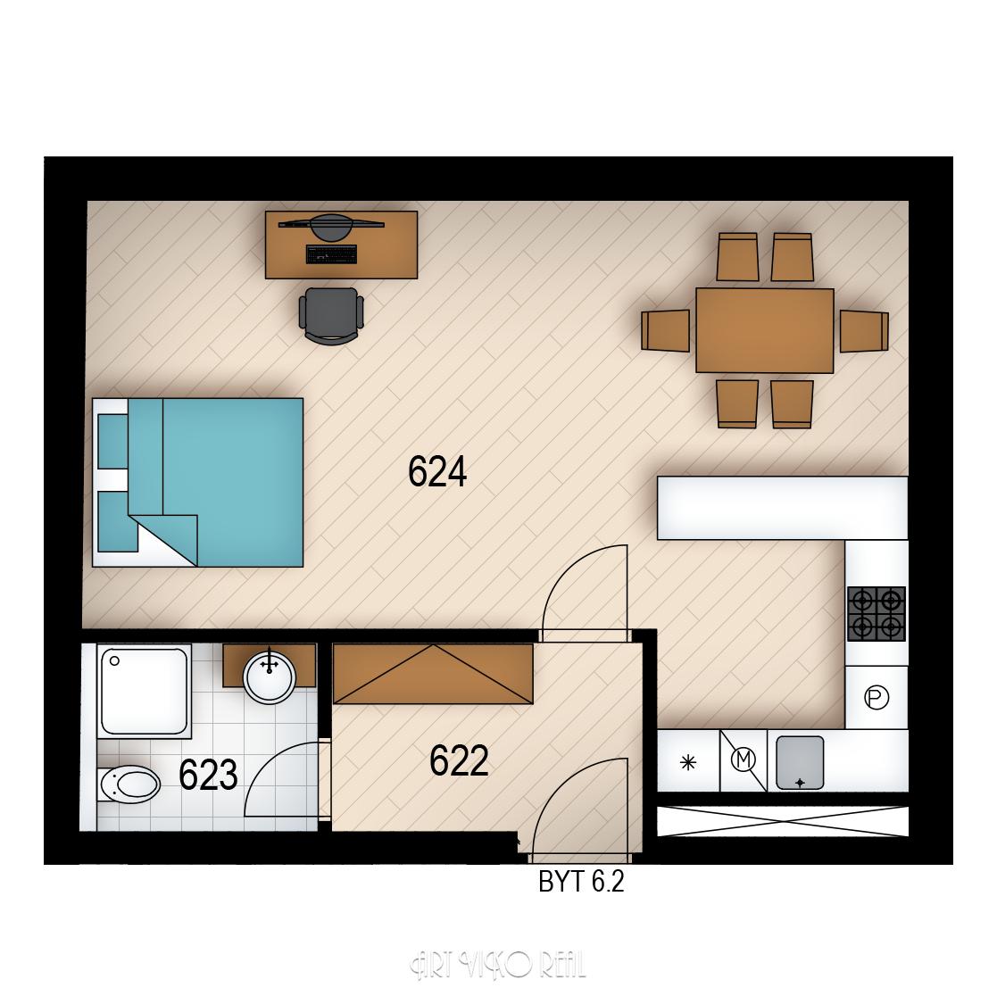 Резиденция «Голечкова» ID 3597