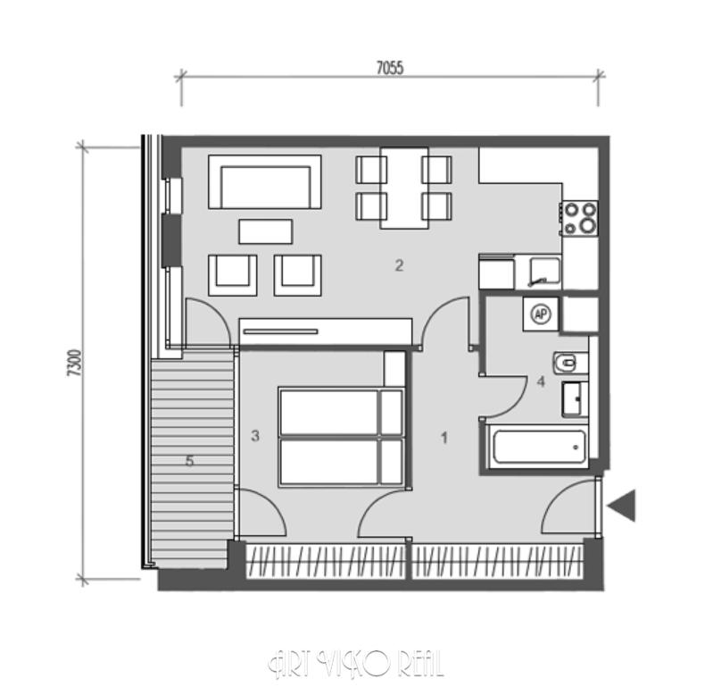 Резиденция «Аргентинская» ID 3153