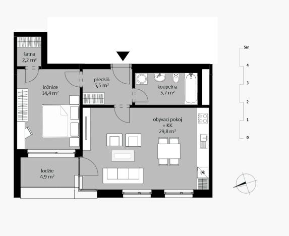 Резиденция «Колбенова» 2 ID 1537