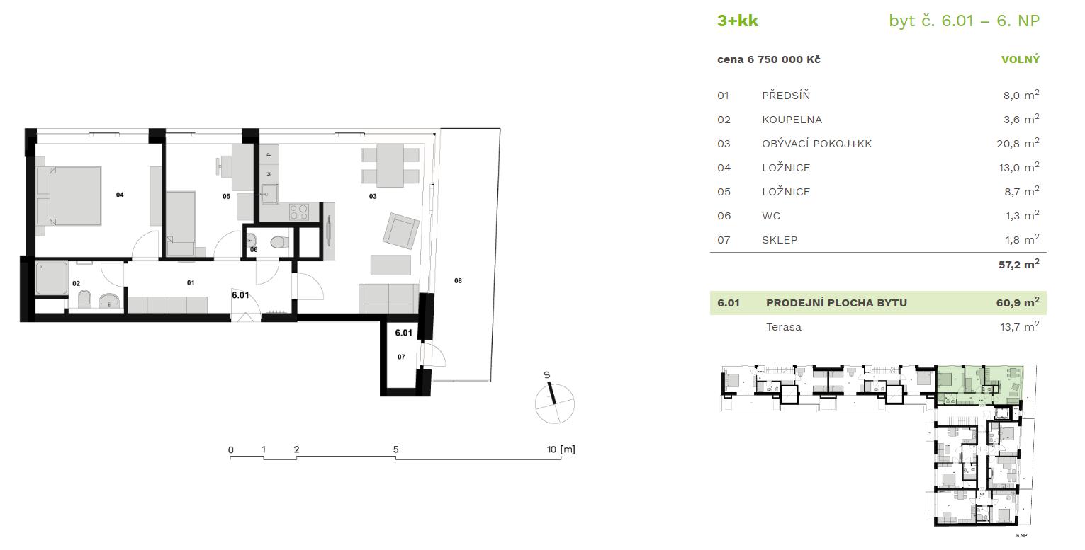 Жилой дом «Приматорска» ID 1074