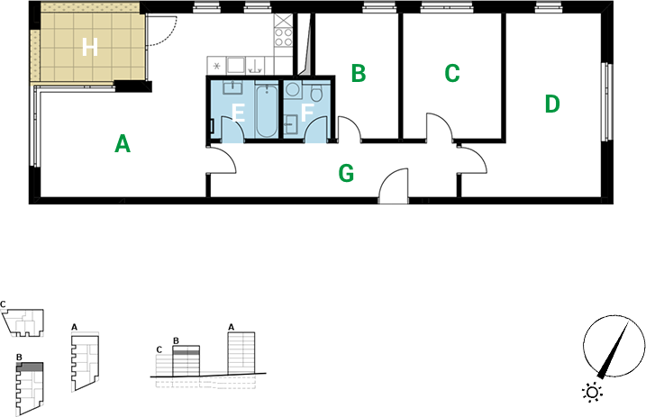 Жилой комплекс «Плаза» ID 1296