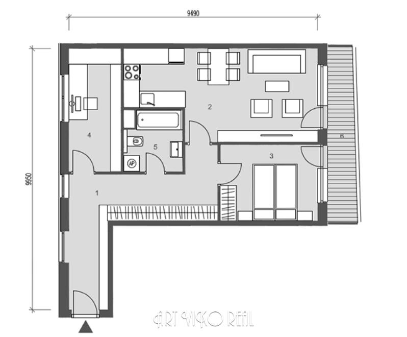 Резиденция «Аргентинская» ID 3148