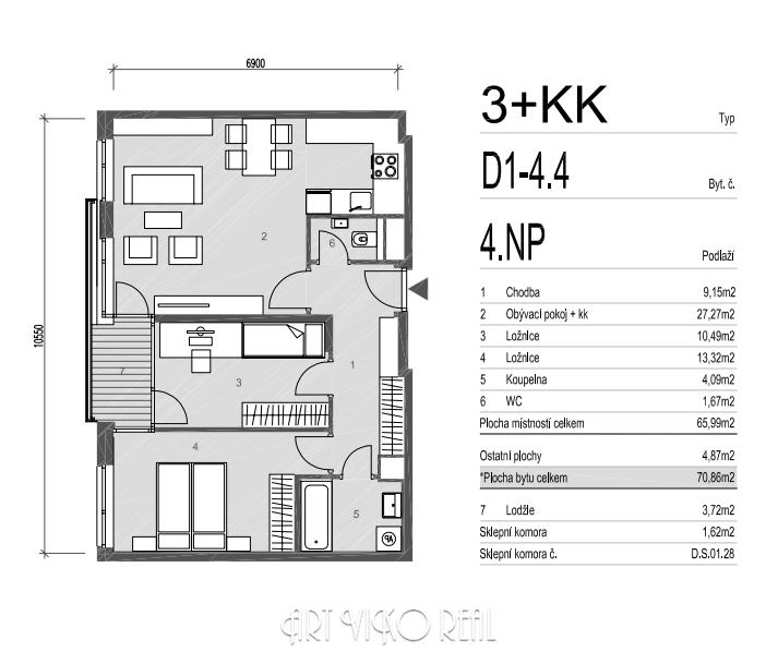Резиденция «Аргентинская» ID 3949