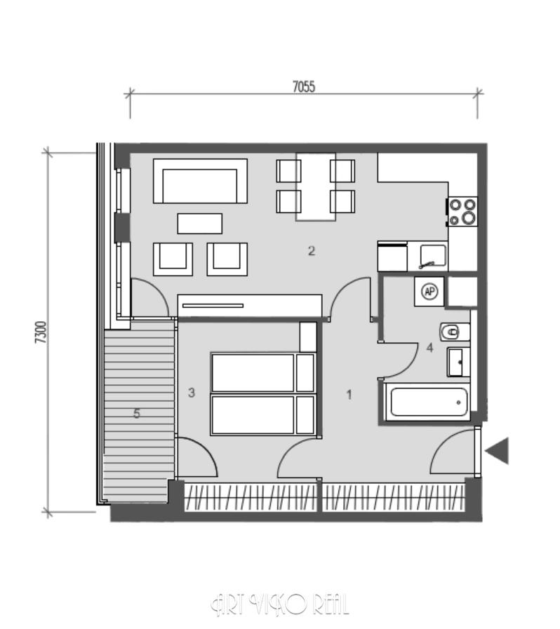 Резиденция «Аргентинская» ID 3158