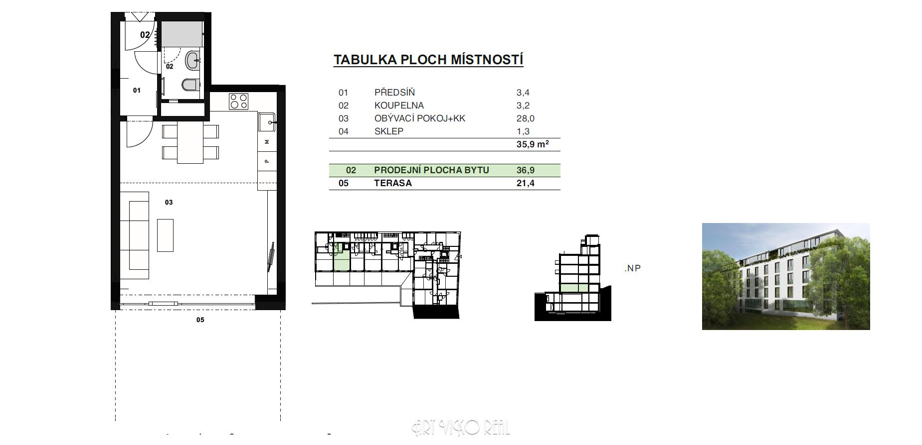 Жилой дом «Приматорска» ID 2625