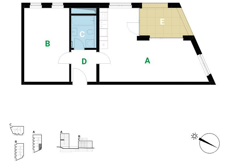 Жилой комплекс «Плаза» ID 1266