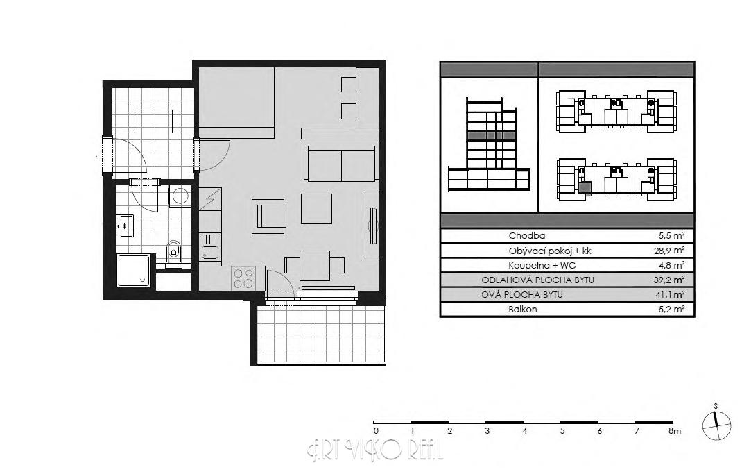 Резиденция «Тулипа Сити» ID 3162