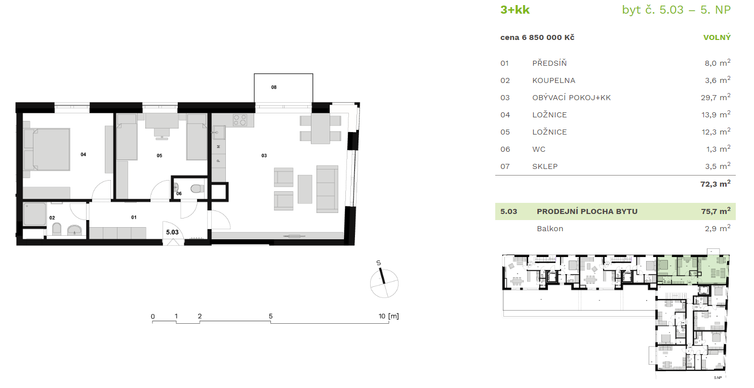 Жилой дом «Приматорска» ID 1072