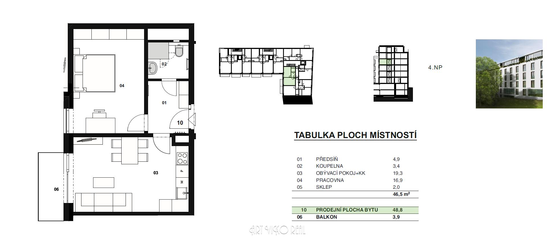Жилой дом «Приматорска» ID 2645