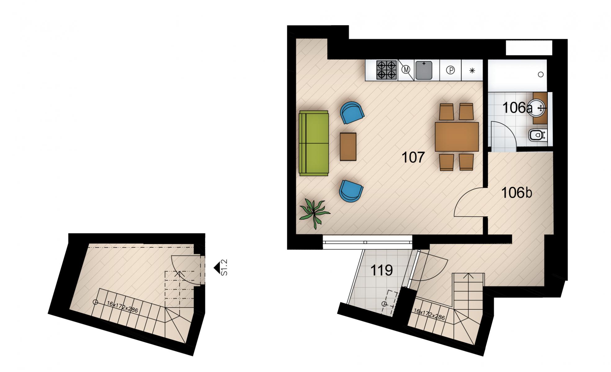 Резиденция «Голечкова» ID 3591
