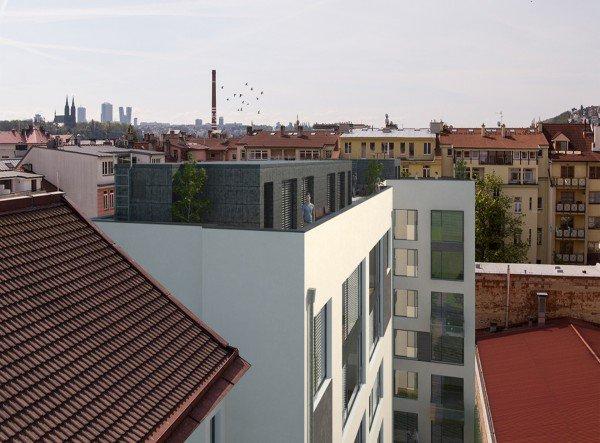 Резиденция «Белый сад» - жилье с садом в центре города