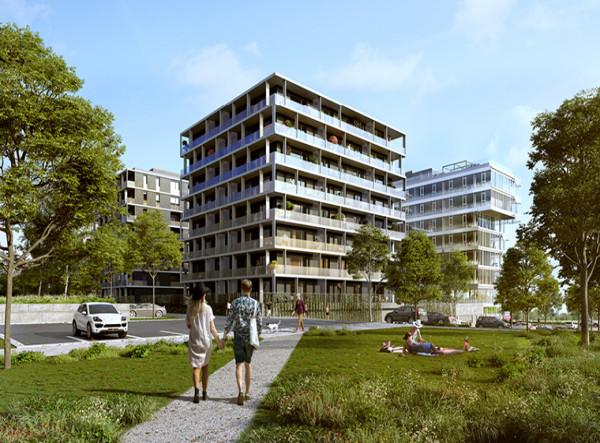 Проект ROHAN CITY - Ривьера Карлин