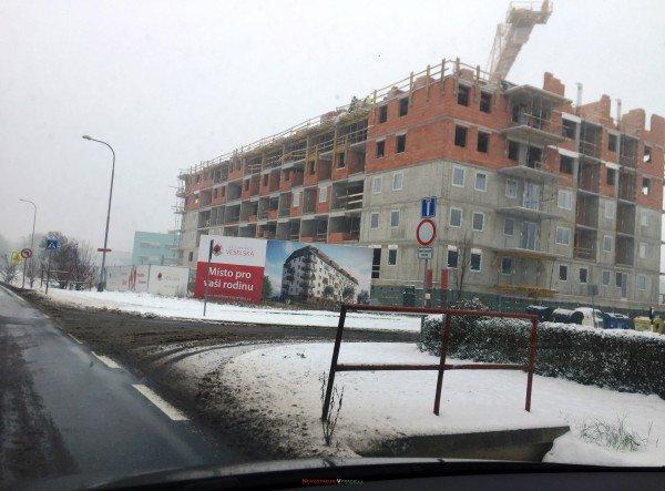 Новостройка «Резиденция Веселска»