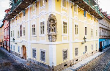 Резиденция эпохи Возрождения - «Ностицова»