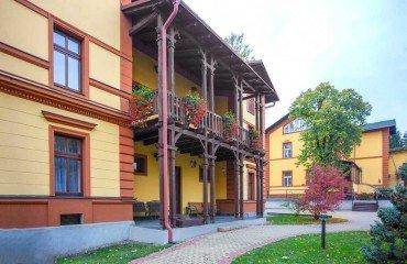 Жилой комплекс «Будейовицка»